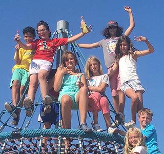 Kids Chat Botté - Stages - 7 - 9 ans