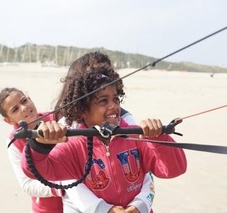 Kids Chat Botté - Coast Adventure
