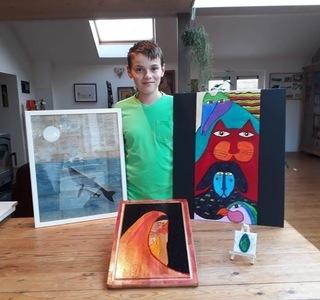 Kids Chat Botté - Creativé